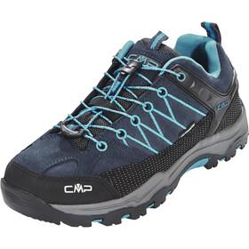 CMP Campagnolo Junior Rigel Low WP Trekking Shoes Asphalt-Cyano